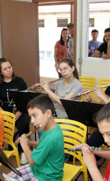 Instituto Anelo abre 192 vagas para cursos regulares e livres de música