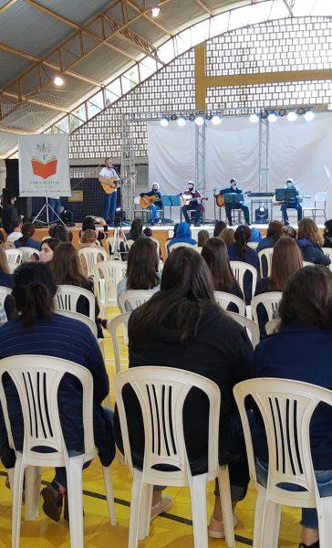 Projeto da CUFA promove 1ª Feira do Livro de Itatiba do Sul (RS)
